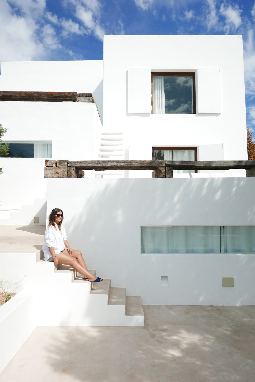 At the vila Na Xemen aka VilaMare- Ibiza