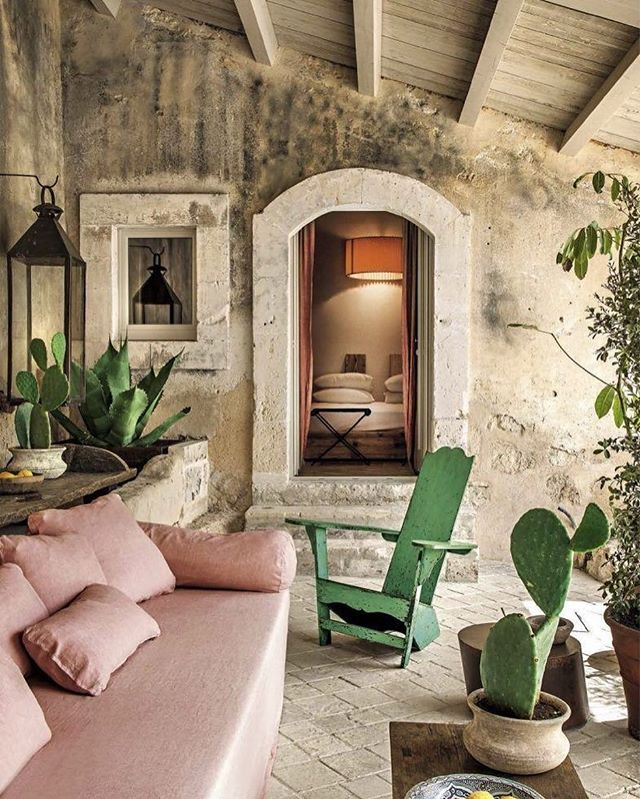 rustic meets modern in this mediterranean boutique hotel 🌵 | pic via @archdigest • • • #moderngetaways #luxurydesign #luxuryhotels #boutiquehotel  #livethelittlethings  #wanderlust #thehappynow #traveldeeper  #lifeofadventure #liveauthentic #livefolk #luxurytravel  #darlingescapes #neverstopexploring  #livelittlethings  #athomeintheworld #passionpasport  #lifewelltravelled #wheretofindme #welltravelled #designhotel #design
