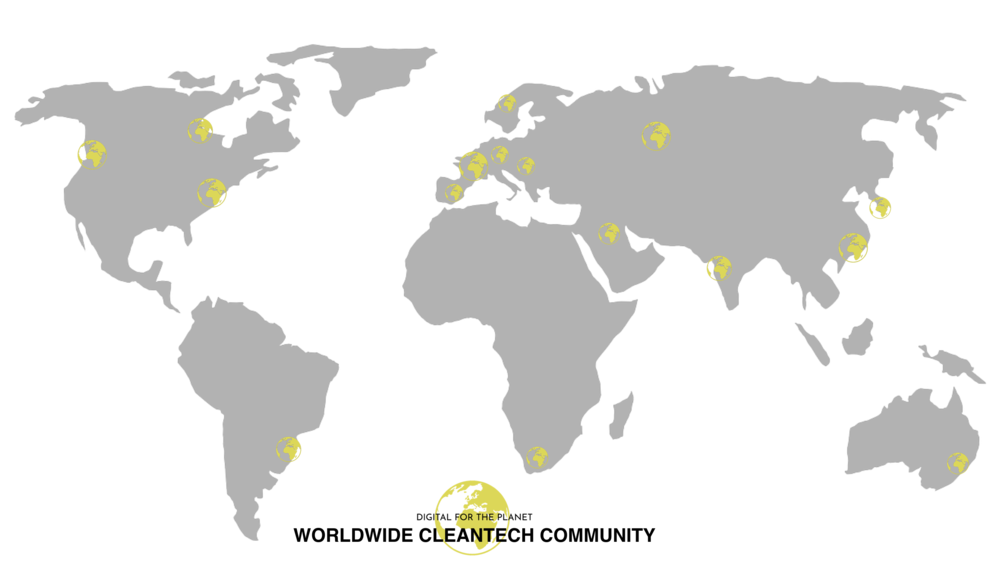 DIGITAL FOR THE PLANET - COMMUNITY - CLEANTECH