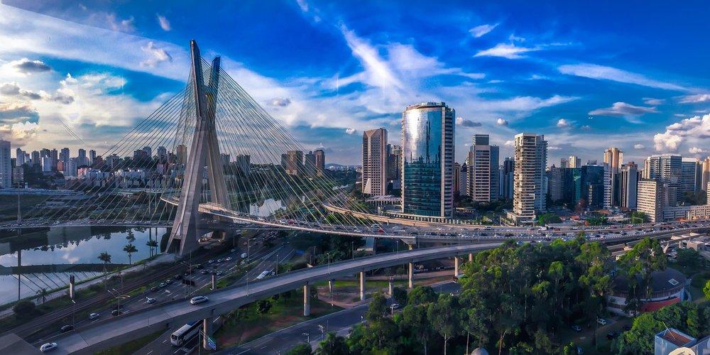 Sao Paulo - Bresil - Digital For The Planet - Smart city