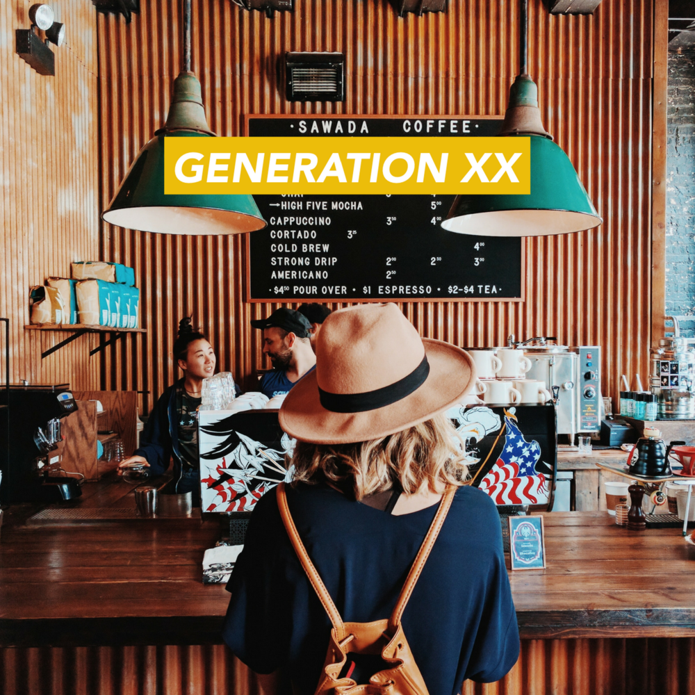 Ines Leonarduzzi was hosted by Siham Jibril in  Generation XX  in april 2018. Click  here  to listen to it.