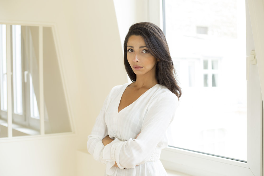 Portrait of Ines Leonarduzzi in   Forbes Magazine  , July 2017