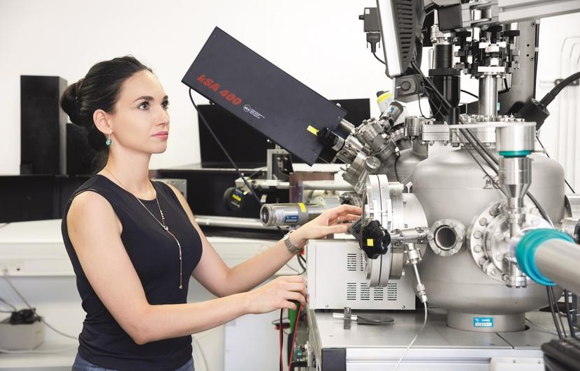 Sophie D'Ambrosio, Chief Scientist Officer de Digital For The Planet et lauréate du prix Femmes de Science 2018 L'Oréal-Unesco