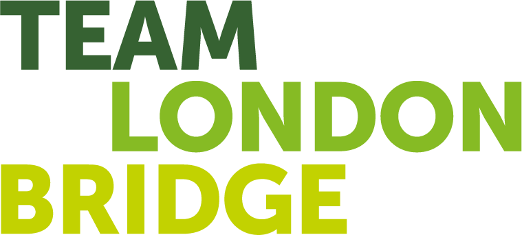 Image result for team london bridge logo