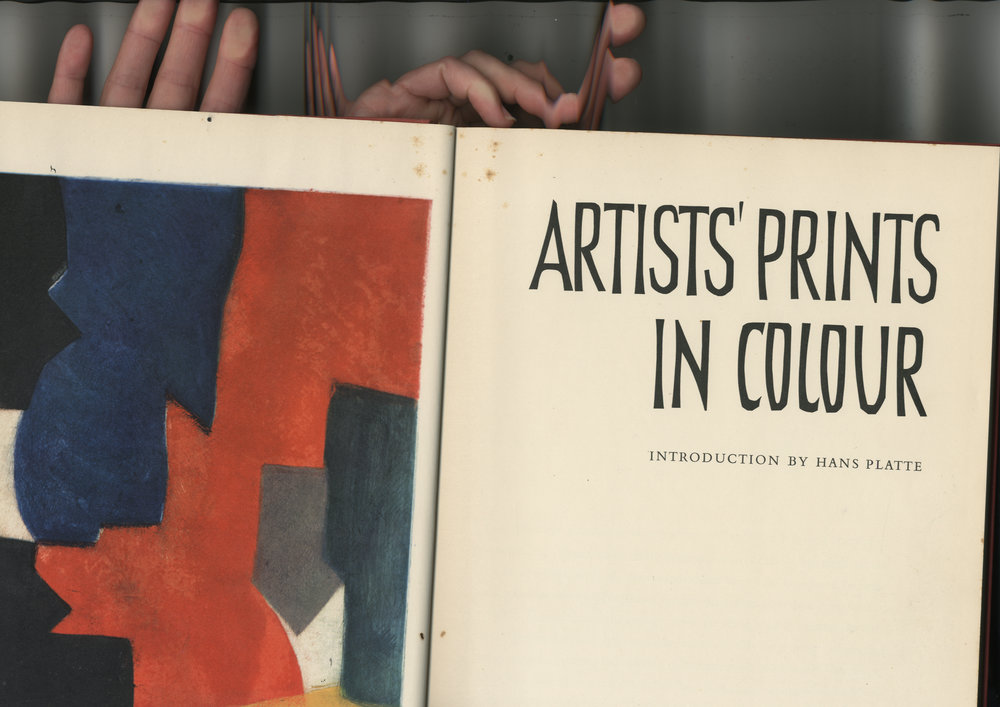 Artists' Print s in Colour - Barrie and Rockliff, 1961