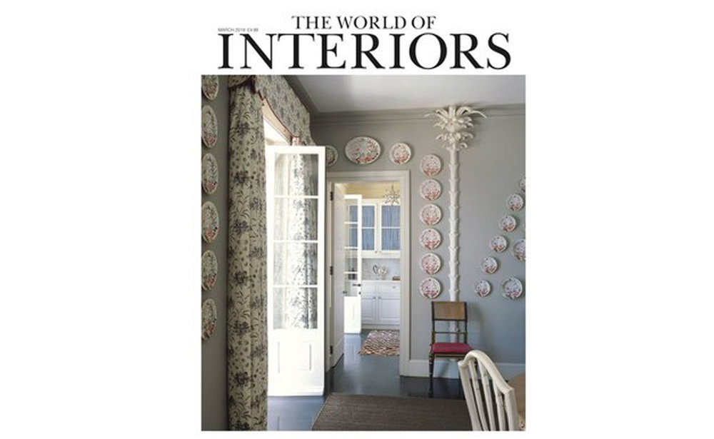 Photograph ©The World of Interiors, March 2019