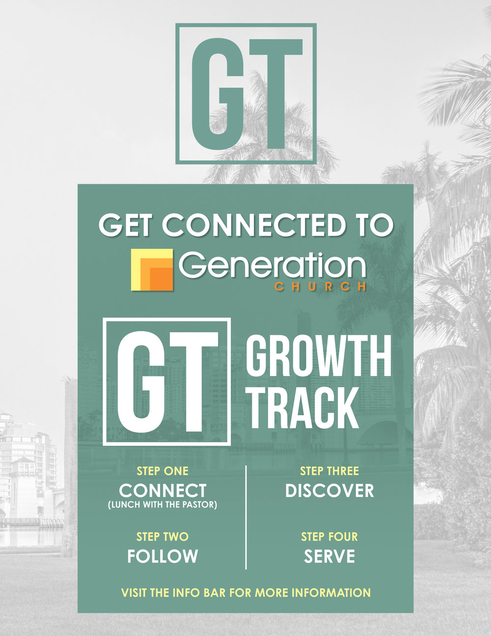 Growth Track Signage