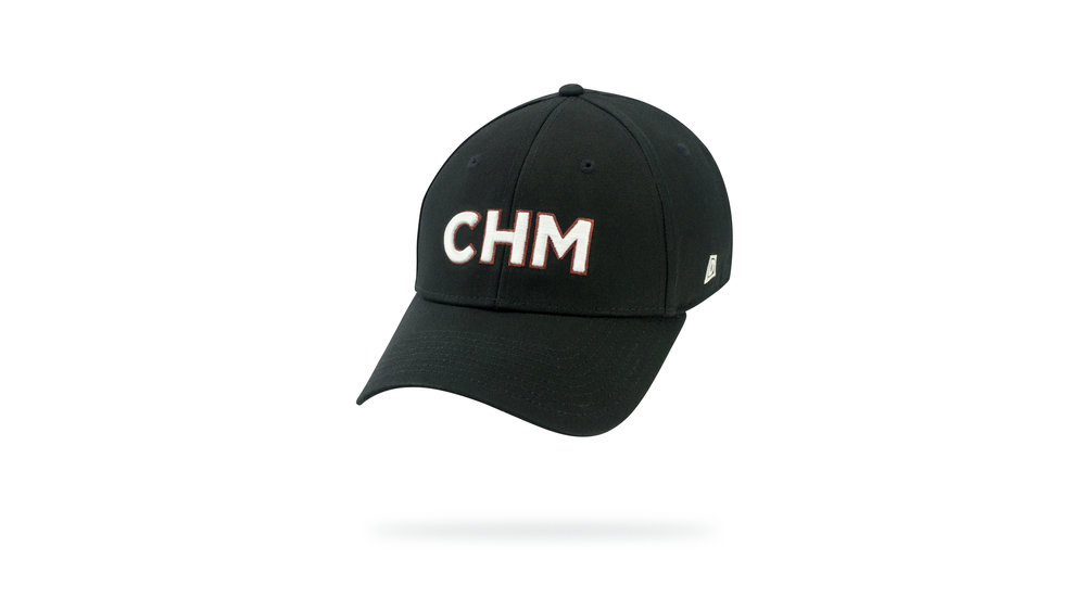 Featured Hat:  STYLE II – Classic Structured Twill cap w/ 3D embroidery