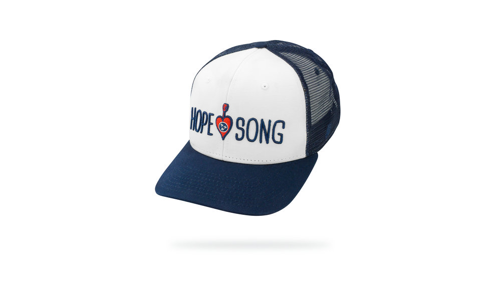 Featured Hat:STYLE IV Vintage Trucker w/ 3D embroidery