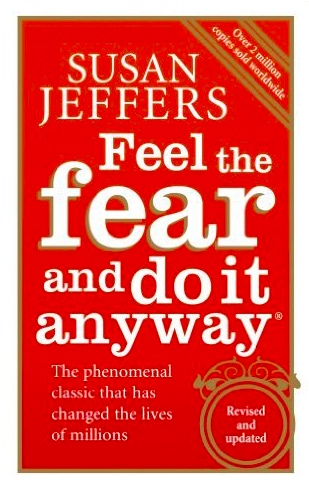 Feel the fear and do it anyway - Susan Jeffers     This is an international best selling classic. Claimed to have changed the lives of millions. It uses many techniques and concepts to help readers grab hold of their fear and move forward with their lives by uncovering 5 surprising truths about fear. This book is all about making 'no lose' decisions and expanding the 'comfort' zone to create more meaning in your life. Little did the friend who gave me this book know that it would change my life. Thank you! ;)