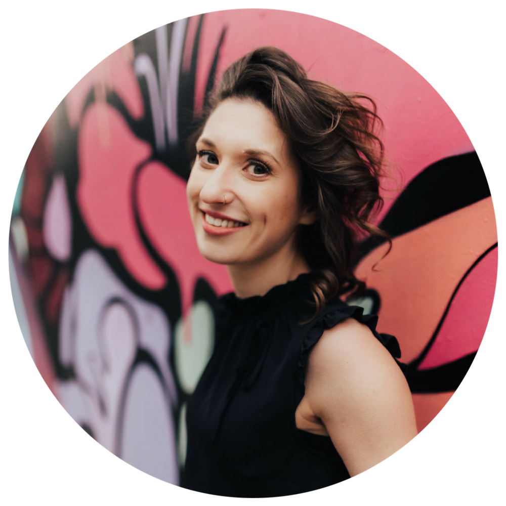 Amy Caiger Brand strategist
