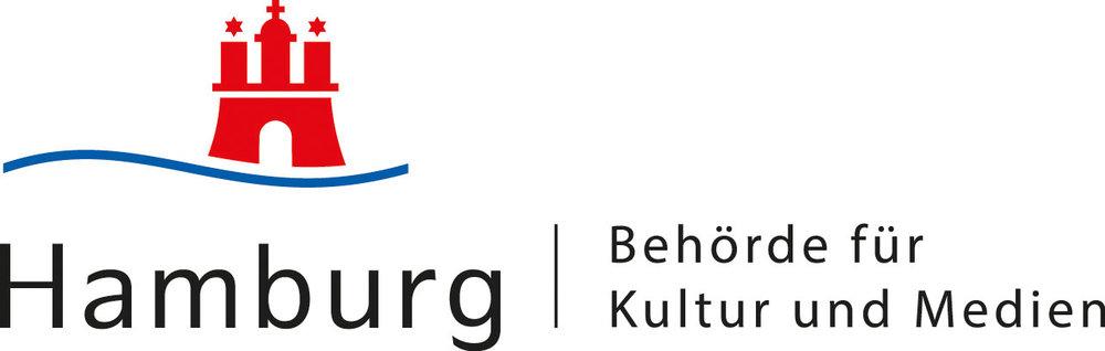DICHTER DRAN dankt der Behörde für Kultur und Medien Hamburg - für die Unterstützung
