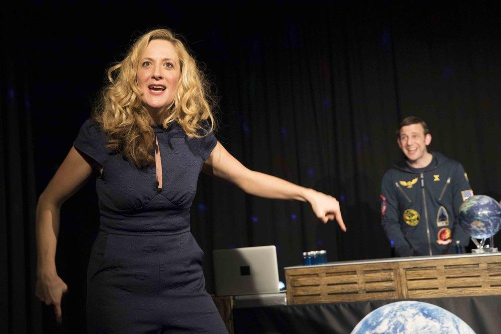 """""""Dichter dran!"""" mit Anna Magdalena Bössen und Florian Miro"""