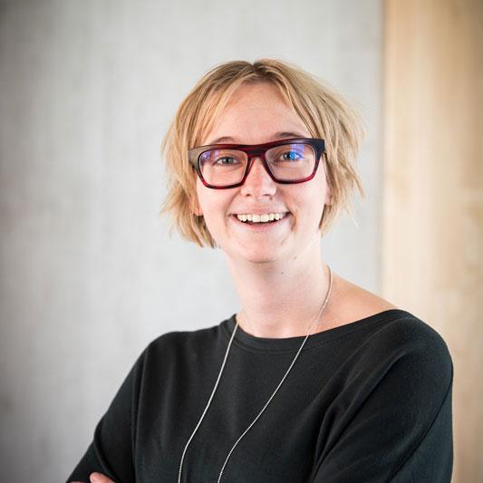ANNE VAN BEIJSTERVELDT     Project Planner