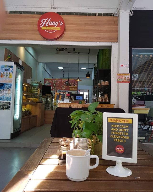 Why not relax and enjoy a cup of hot Teh Tarik now at our cafe? You won't regret it!  If you would like us to provide sumptuous food for your event, production or filming, do contact us at +65 65898478 or +65 90034209 or you may email us at hello@hanysthebrunchstore.com  Visit our store at :- HANY'S TheBrunchStore 406 Tampines St 41 #01-23 Hello@hanysthebrunchstore.com www.hanys.sg  #foodieguide #fooddelivery #foodcatering #halalfood #halalfooddelivery #burpple #sgeats #tampinesgotwhat #HanysSG #hanysthebrunchstore #catering #supportlocal #deliciousfood #breakfastonthego #breakfast #breakfastpack #breakfastpackage #eggmayosandwich #currypuff #meal #food #halal #singapore