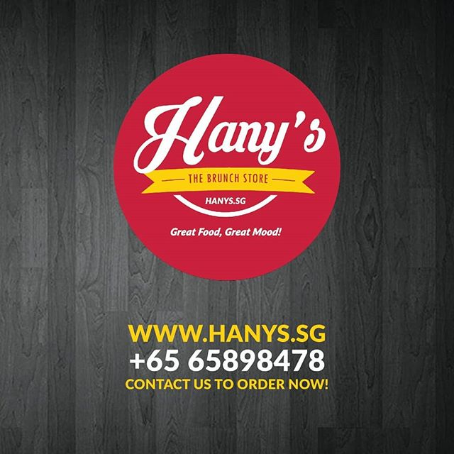 Visit our store at :- HANY'S TheBrunchStore 406 Tampines St 41 #01-23 S520406 Opening hours: 6am -3pm +65 65898478 +65 90034209  Www.hanys.sg  #foodieguide #fooddelivery #foodcatering #halalfood #halalfooddelivery #sgeats #tampinesgotwhat #HanysSG #hanysthebrunchstore #catering #deliciousfood #corporateorder #buffetcatering #100percentmuslimowned #halalcatering #breakfastonthego #halal #breakfast #corporatecatering #catering #sg #corporatebreakfast #breakfastmeetings #singaporefood  #singaporebreakfast #breakfastsingapore #breakfastdelivery #breakfastdeliverysg