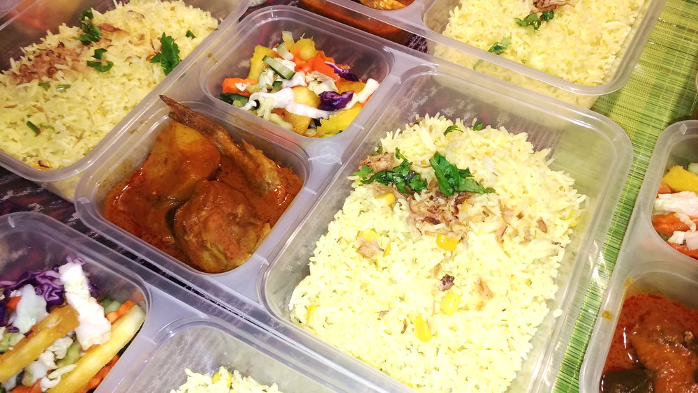 Nasi Kuning with Curry Chicken Bento Rice (2).jpg