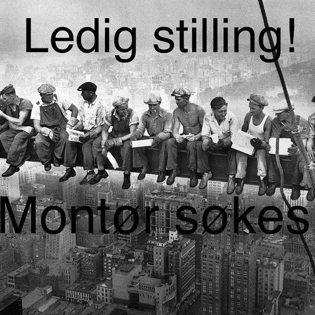 Ledig stilling! Vi trenger en ventilasjonsmontør! Ta kontakt med Stian på tlf. 92848112 eller mail stian@smoe.no 👍 Henvendelser behandles konfidensielt.