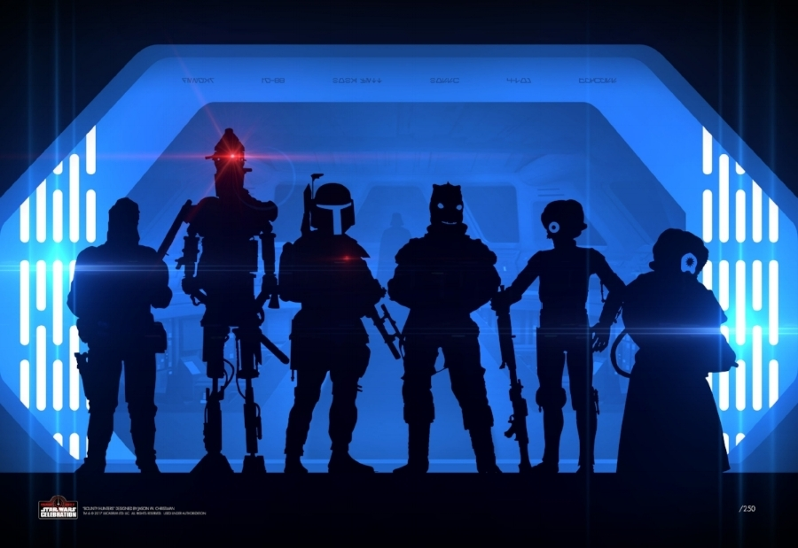 The Bounty Hunters