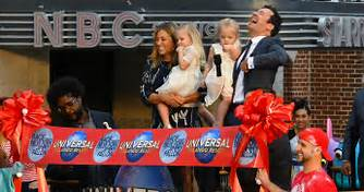 """Ribbon Cutting Ceremony of Race Through New York with Jimmy Kimmel"""" that took place on April 6th, a week before our arrival."""