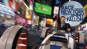 Race Through New York With Jimmy Kimmel