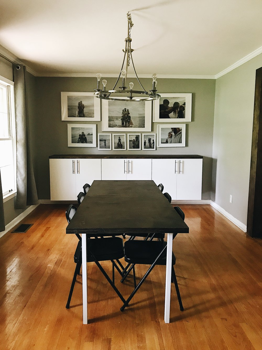 THIS MINIMAL HOUSE BLOG DINING ROOM TABLE