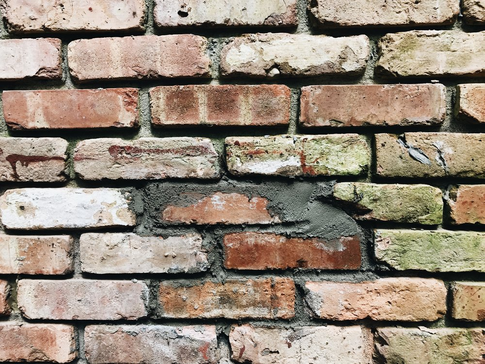 HOW TO REPLACE MISSING BRICKS IN EXISTING BRICK WALL THIS MINIMAL HOUSE BLOG 12.JPG
