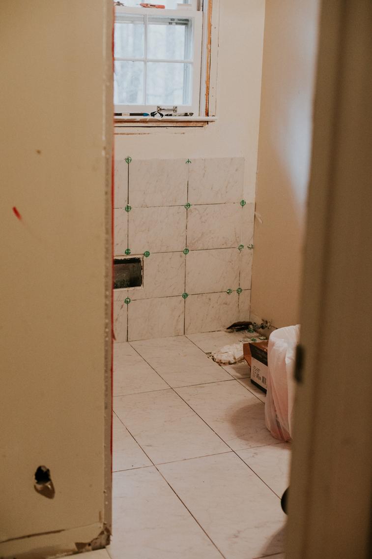 THIS MINIMAL HOUSE BATHROOM RENOVATION