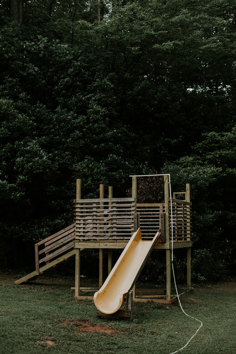 MODERN WOOD PLAYSET PHASE TWO