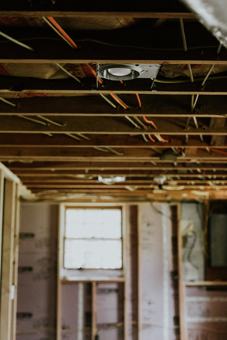 BASEMENT RENOVATION www.thisminimalhouse.com