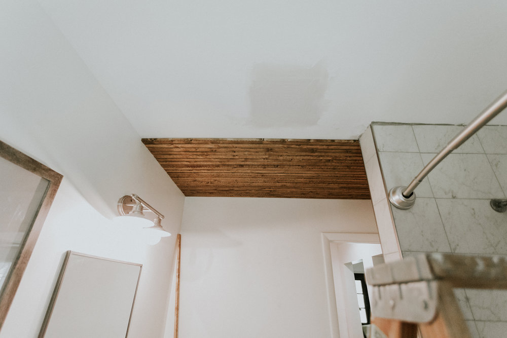 GUEST BATHROOM UPDATE www.thisminimalhouse.com