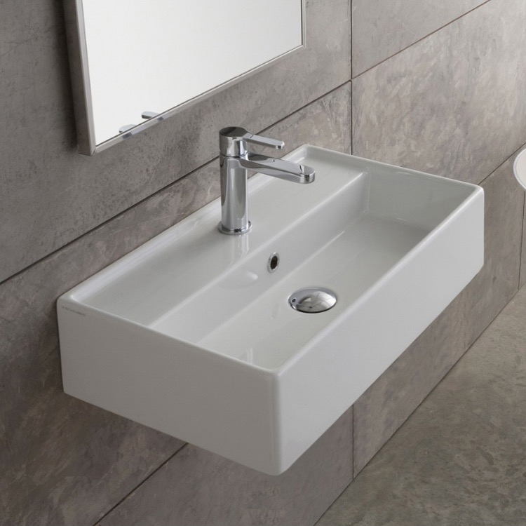 THE BATH OUTLET FLOATING SINK