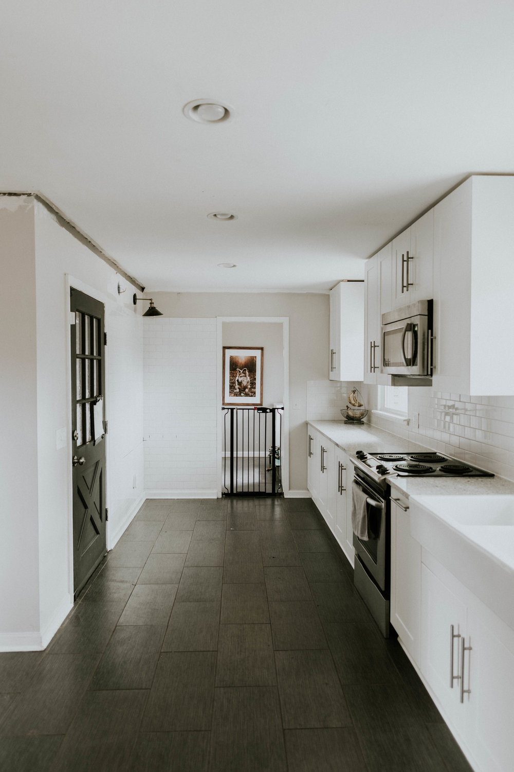 WHAT WOULD YOU DO? Kitchen corner help!