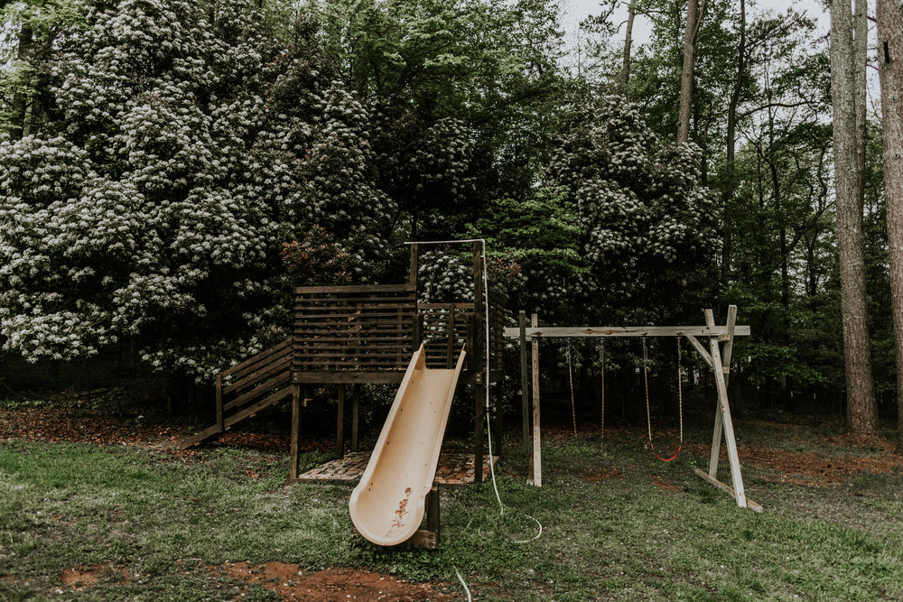 How to build your own play set and swing set