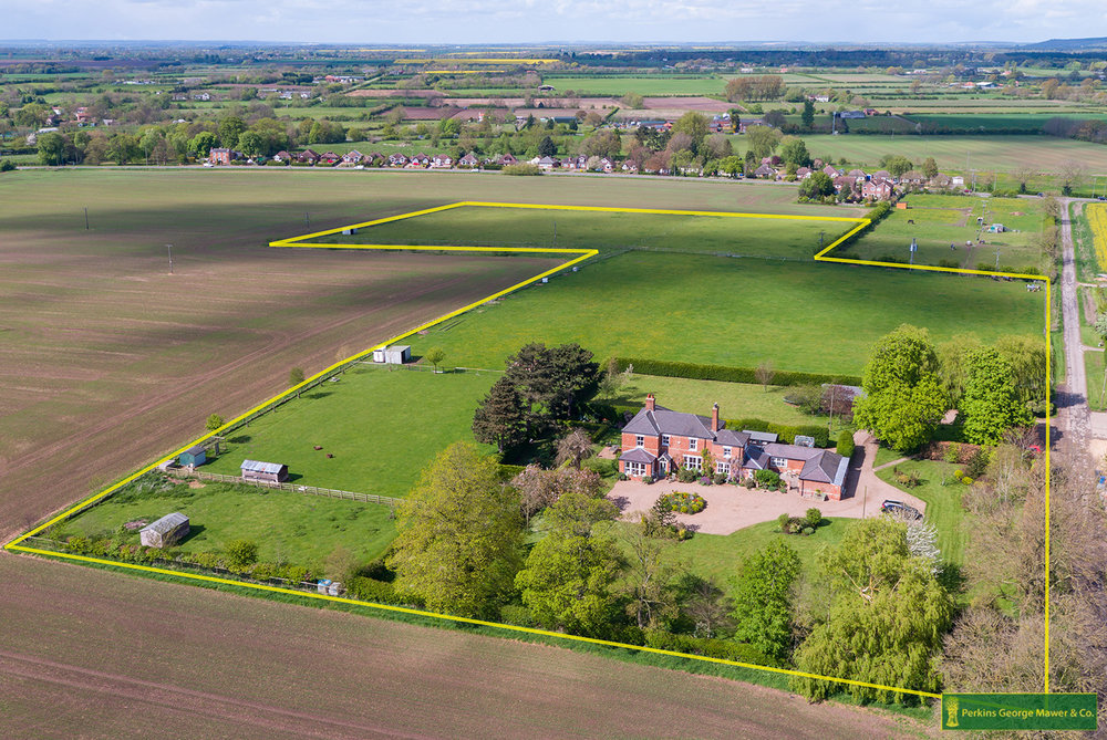 Drone Photography - Using drone technology we can capture your property from an eye-catching perspective. We take drone photographs that highlight the important features of your property. See examples below;