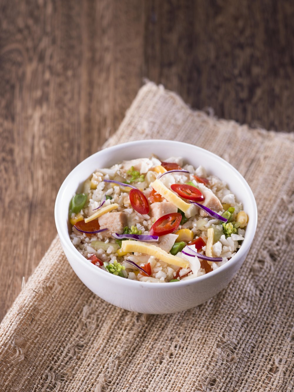 Cauliflower Fried Rice w Chicken & Veggies.jpg