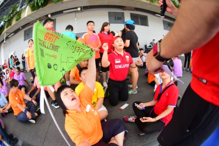 Special Olympics Singapore