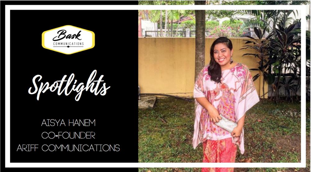 Bask Spotlights #1: Aisya Hanem