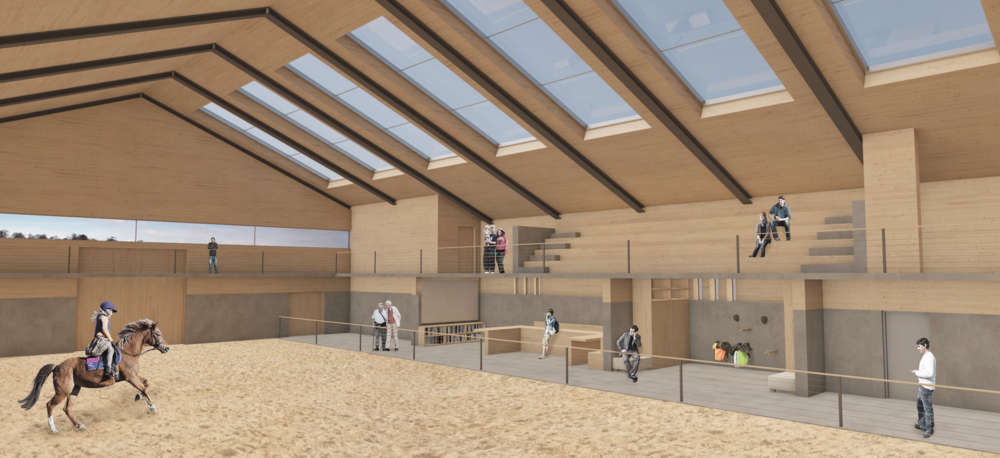 Indoor Equine Training Facility & Learning Centre
