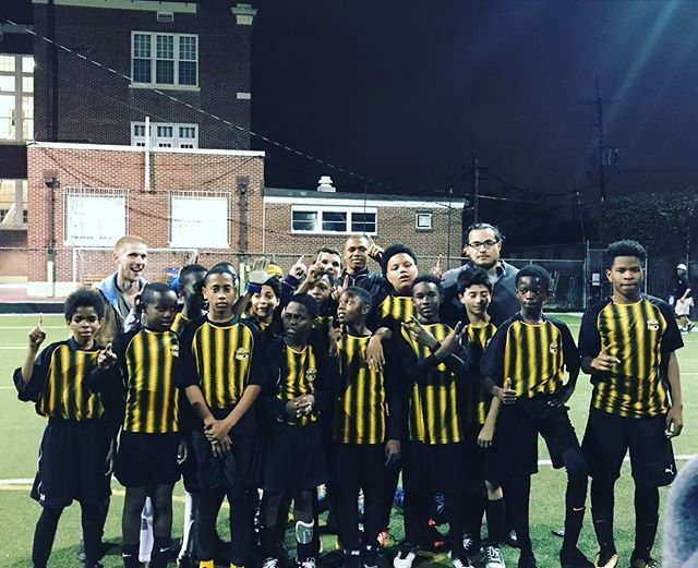 It's a SciTech Soccer Shutout! The playoff season continues after a 5-0 win over Arthur Ashe tonight! #scitech #scitechnola #chargers #chargerpride #soccer