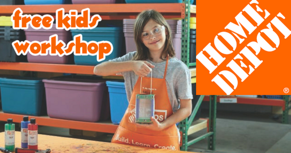 Build A Bug House At The Home Depot Clifton Park 7 1
