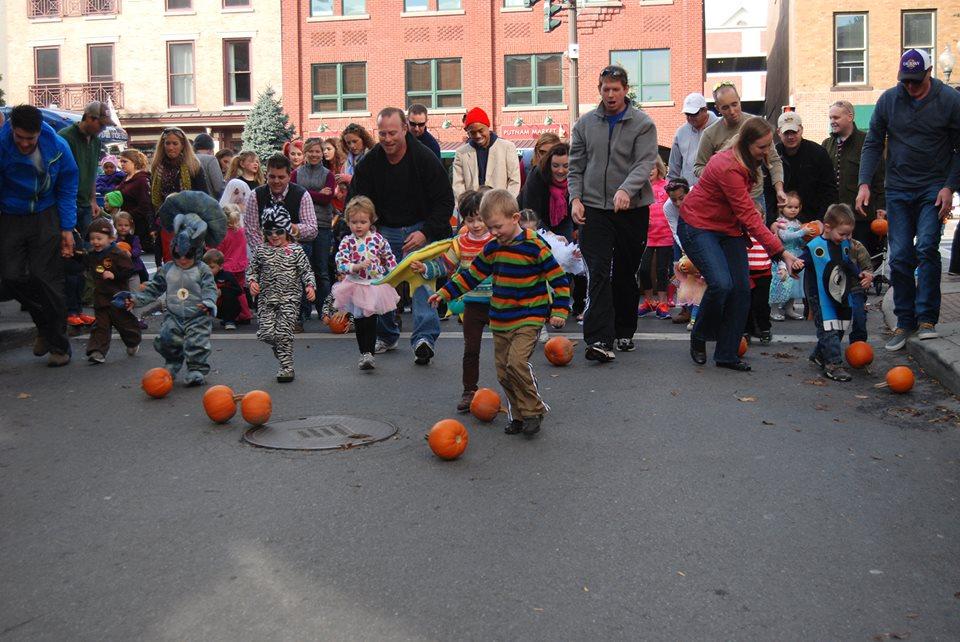The 17th Annual Saratoga Springs DBA Fall Festival