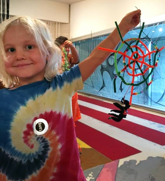 Family Saturday: Spiders and Spider Webs