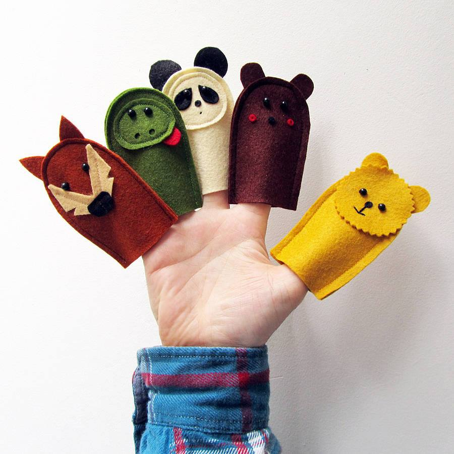 puppet workshop -