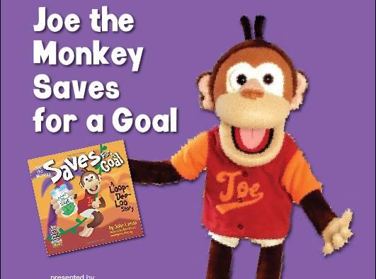 Joe and the Monkey