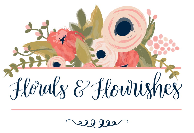 Florals & Flourishes Calligraphy