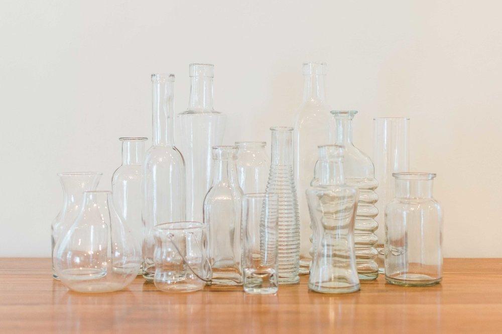 Bud Vases  Quantity: 75