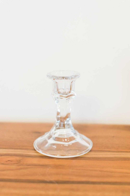 Glass Taper Holder (Short)  Quantity: 6