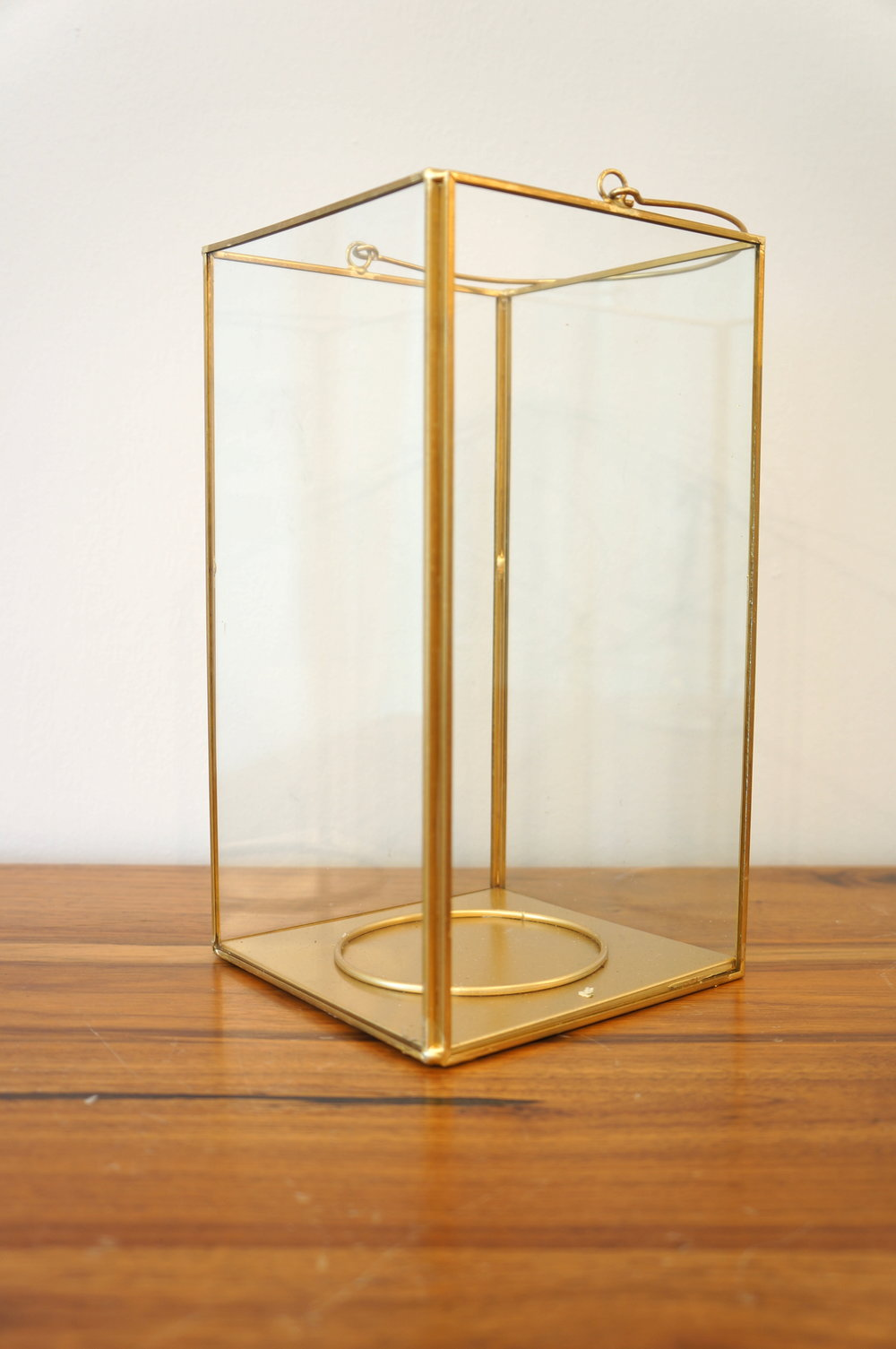 Gold and Glass Simple  Quantity: 5