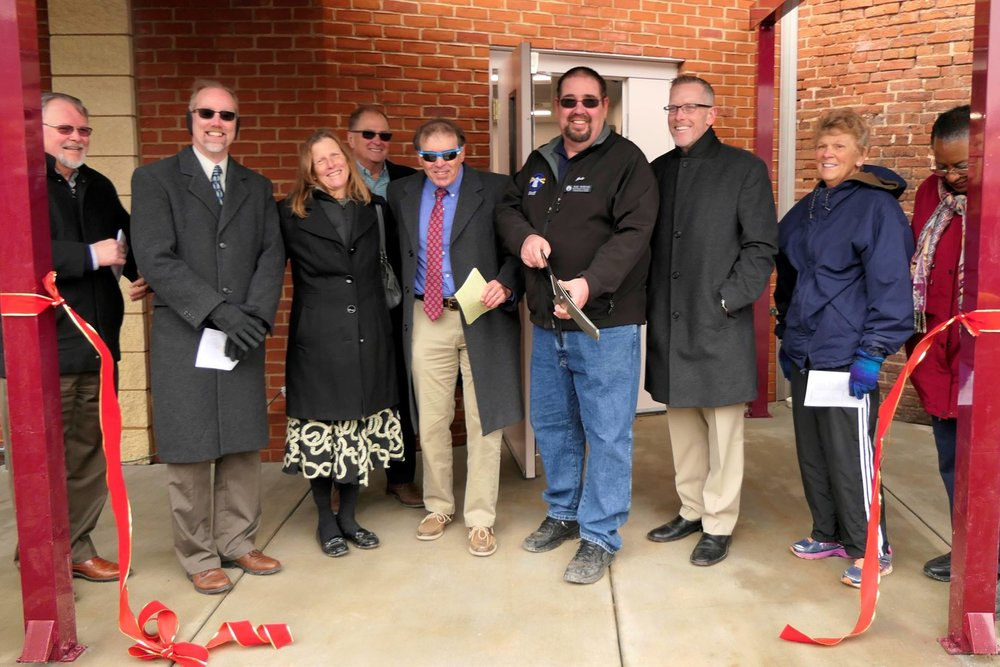 George L. Shields Bread of Life Kitchen @ Frederick Rescue Mission Grand Opening December 2018